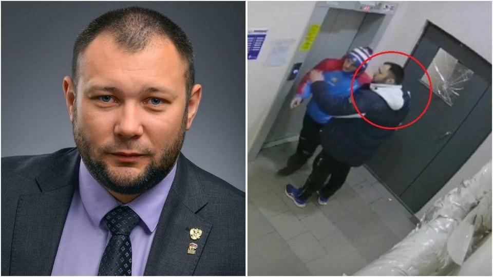 В участнике дебоша соседи с удивлением узнали депутата Омского района.