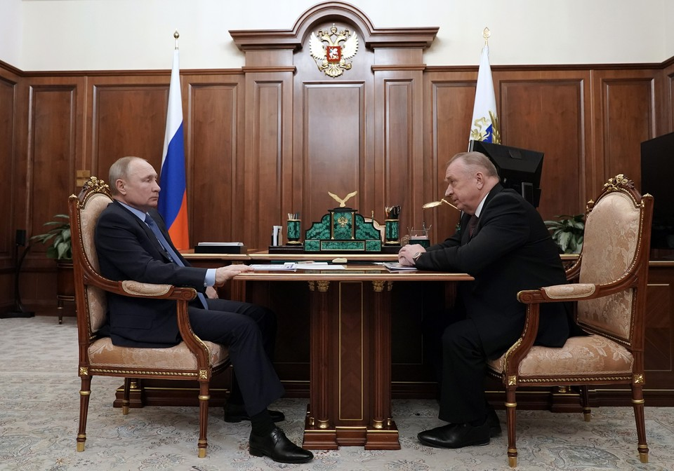 В Кремле изучали «Бизнес-барометр»