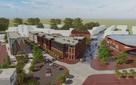 «Поженить» торговый центр с кирпичами: в Калининграде утвердили облик будущего здания на месте кондитерской фабрики