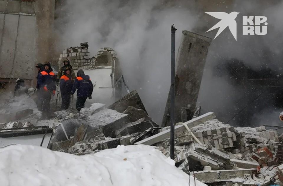 «Раздался грохот и все полетело»: Очевидцы рассказали о взрыве в Нижнем Новгороде 26 февраля.