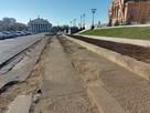 Фонтаны, клены, катальпы: проект благоустройства площади Павших Борцов прошел экспертизу