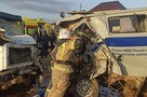 В жутком ДТП погибли два сотрудника МВД Дагестана