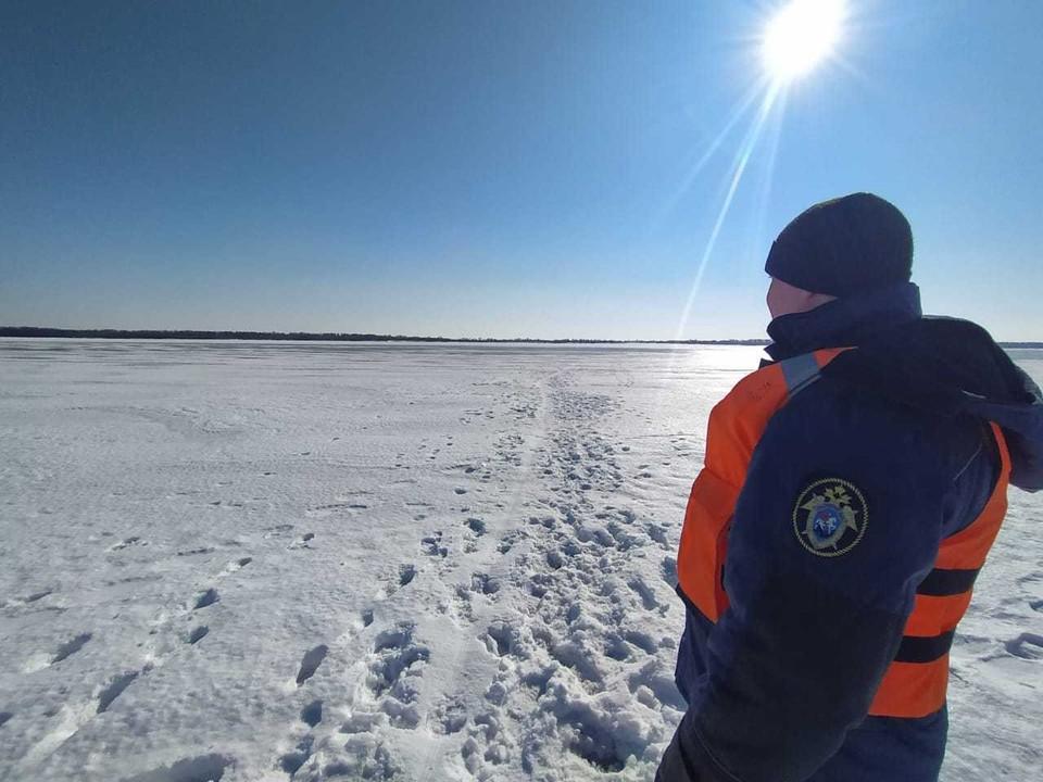 Трагедия в Вольске: 11-летний мальчик пытался спасти провалившегося под лед младшего брата, оба погибли
