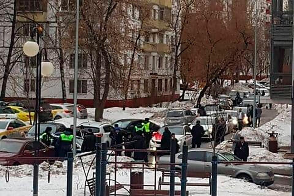 За перекрытие Варшавского шоссе в Москве задержали гостей турецкой свадьбы
