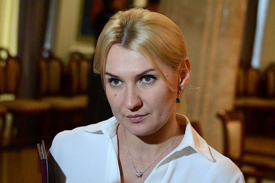 Дарья Морозова прокомментировала итоги заседания гуманитарной подгруппы. Фото: ombudsmandnr.ru