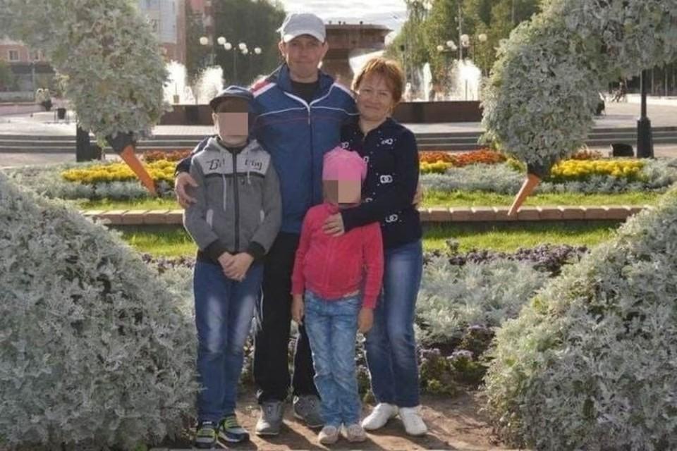 Семья Горбуновых считалась благополучной.