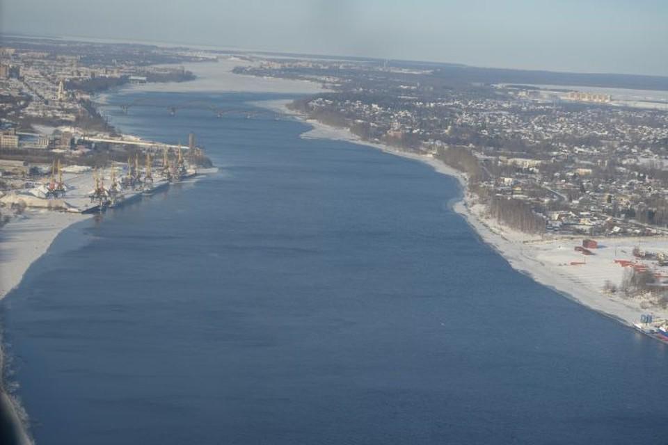 Сейчас уровень воды в Волге в районе Рыбинска 85,56 метра по Балтийской системе, в районе Ярославля – 83,84 метра.