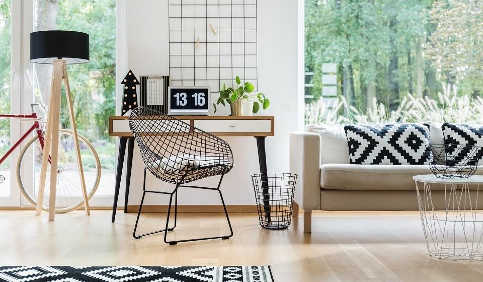 Скандинавский стиль в интерьере квартиры: 30 лучших фото