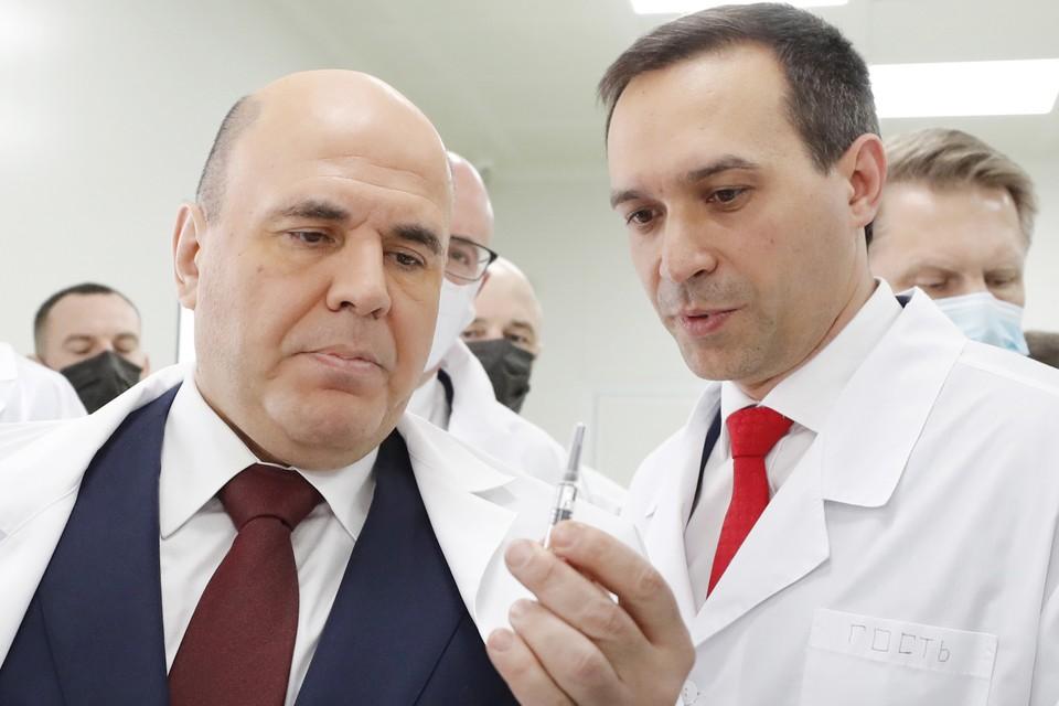 «Может быть второй Ухань, даже страшнее»: на новосибирском «Векторе» Мишустину рассказали об опасности нового типа птичьего гриппа