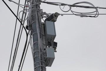В Красноярске с 6 марта появится сразу 6 новых камер для фиксации ПДД