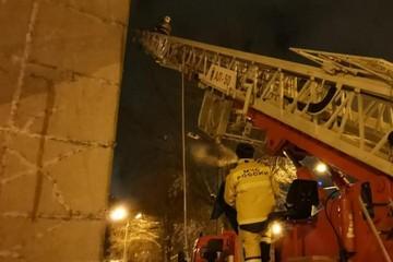В Уфе при пожаре в девятиэтажном доме погибли три человека, в том числе один ребенок
