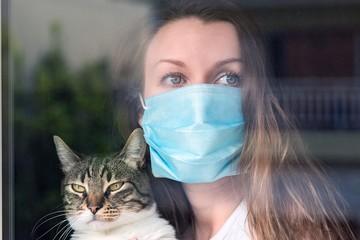 В число разносчиков коронавируса попали кролики, коты, коровы, леопарды и дельфины