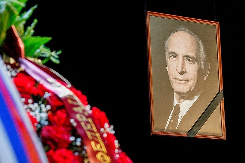 Народный артист СССР Василий Лановой скончался 28 января.