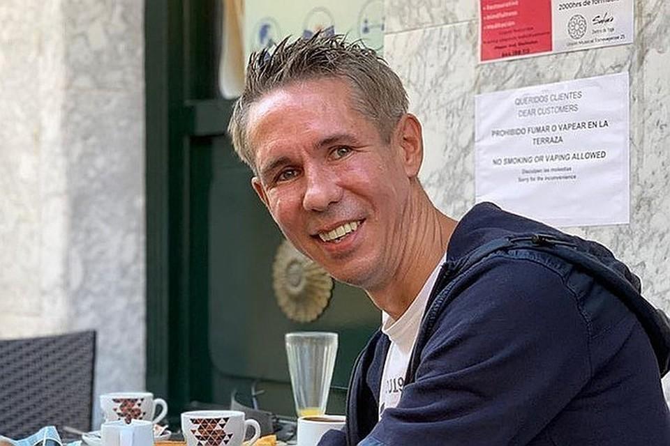 Алексей Панин живет в Испании. Фото: Инстаграм.