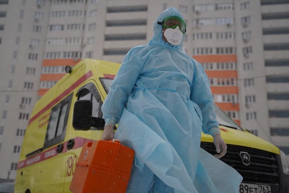 Самарская область продолжает успешно бороться с коронавирусом