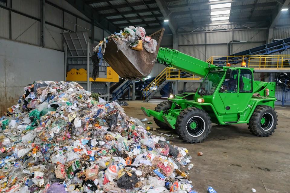 Петербург внес 25 млн рублей на создание единого мусорного оператора