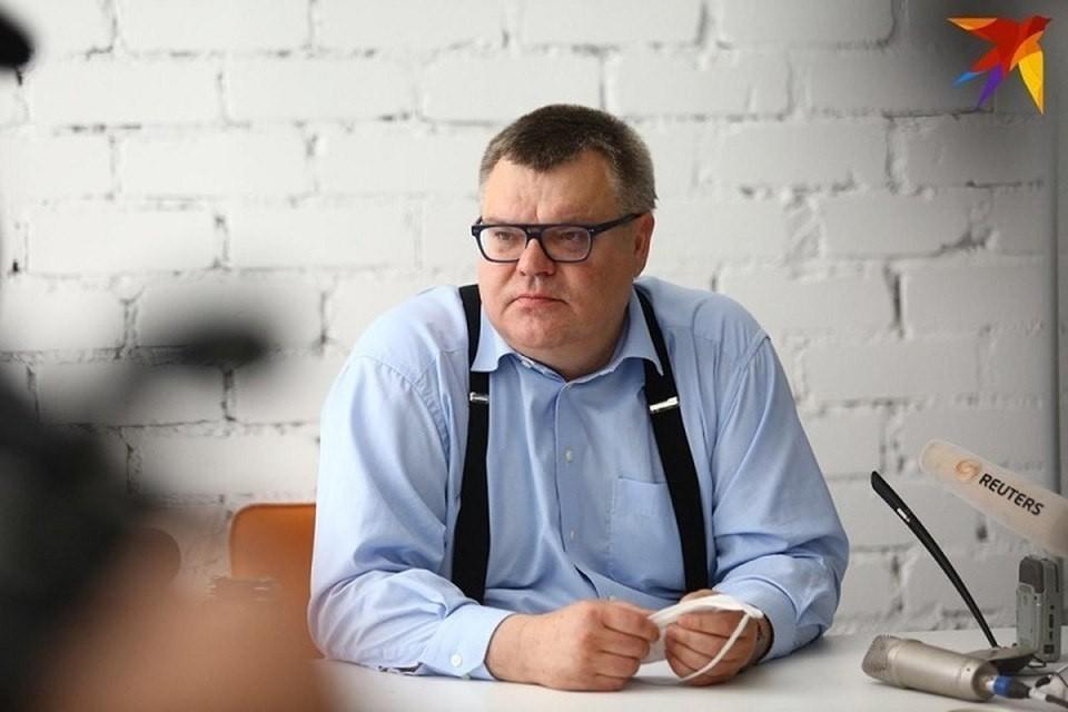 Виктор Бабарико дал интервью из СИЗО.