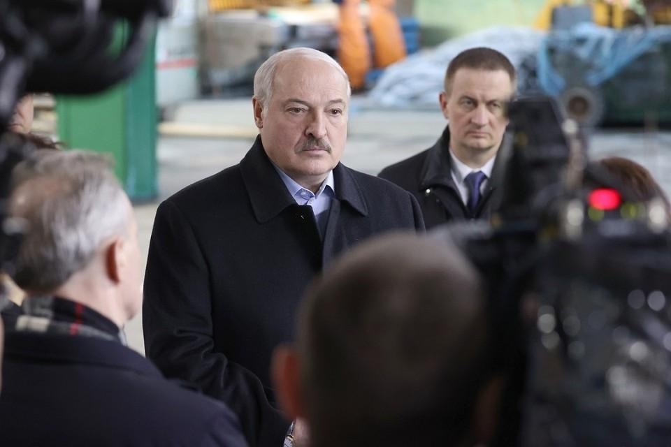 Лукашенко сказал, что в Беларуси нет ажиотажа из-за вакцинации от коронавируса. Фото: БелТА.