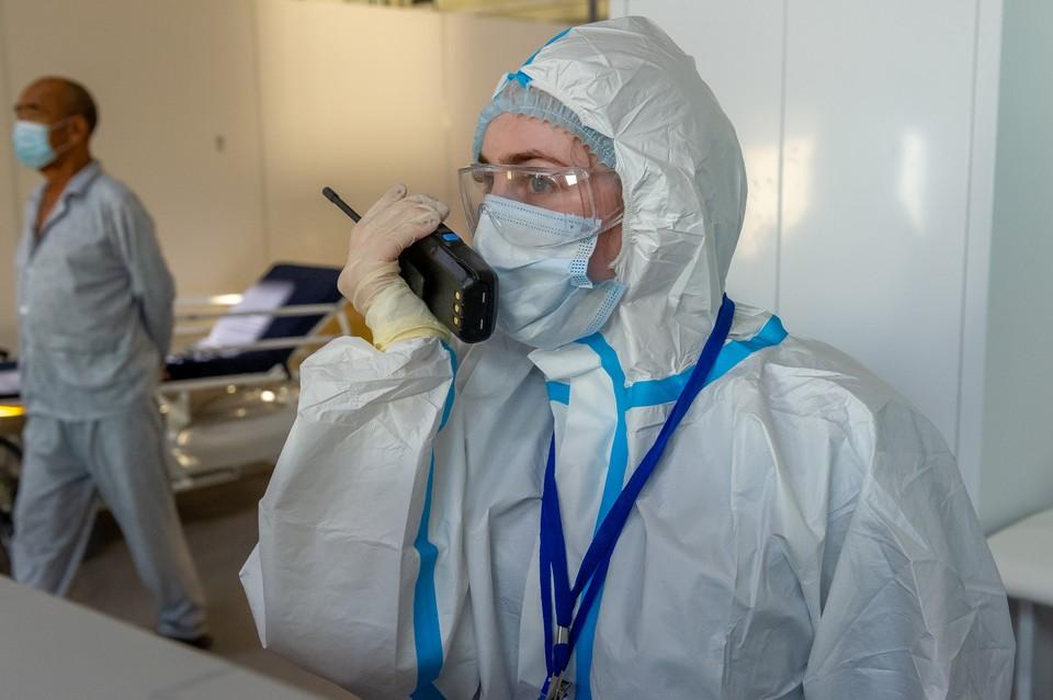 Названы территории Кузбасса с новыми случаями коронавируса