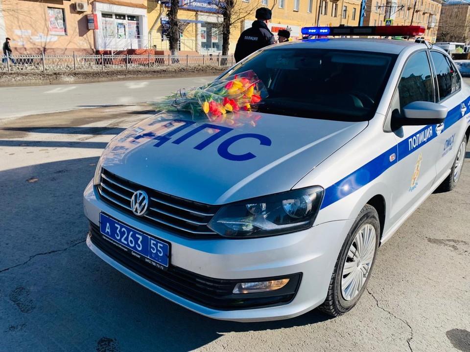 Омские полицейские получат 24 новые патрульные иномарки. ФОТО: Госавтоинспекция