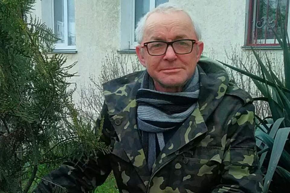 Андрею Кучерявому 55-лет, он работает охранником и занимается любимым хобби