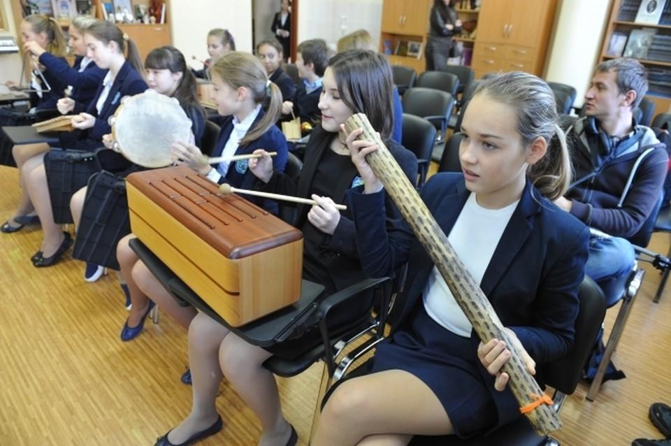Новые музыкальные инструменты российского производства поступят в 84 детские школы искусств региона