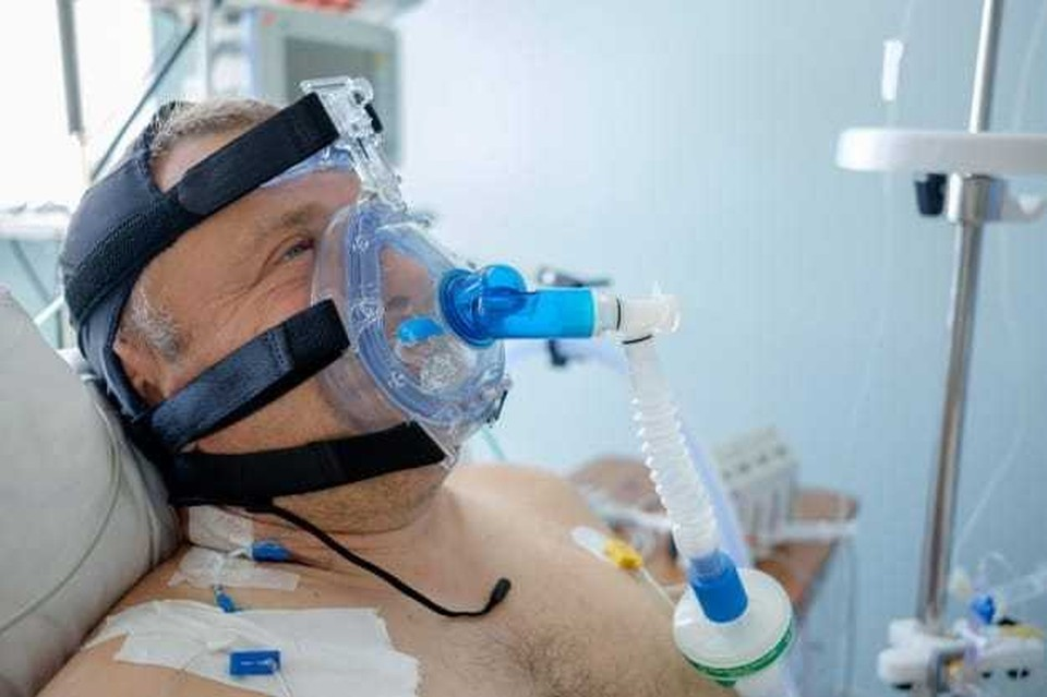 Что происходит с больными коронавирусом, у которых заболевание протекает в тяжёлой и крайне тяжёлой формах, - рассказал врач из Бельц. Фото: соцсети
