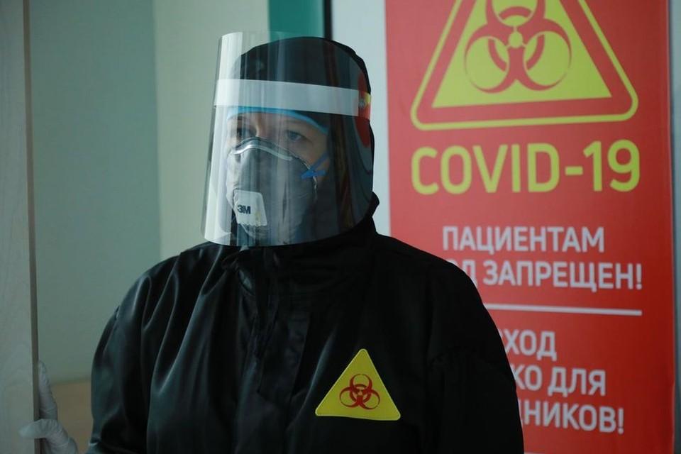 Коронавирус не спешит покидать Новосибирск.