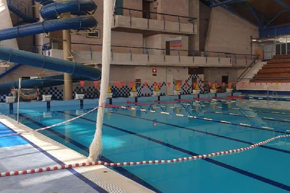 По предварительной информации, 28 марта женщина пришла в бассейн в частном фитнес-центре, расположенном на Ленинградском шоссе. Фото: прокуратура Москвы