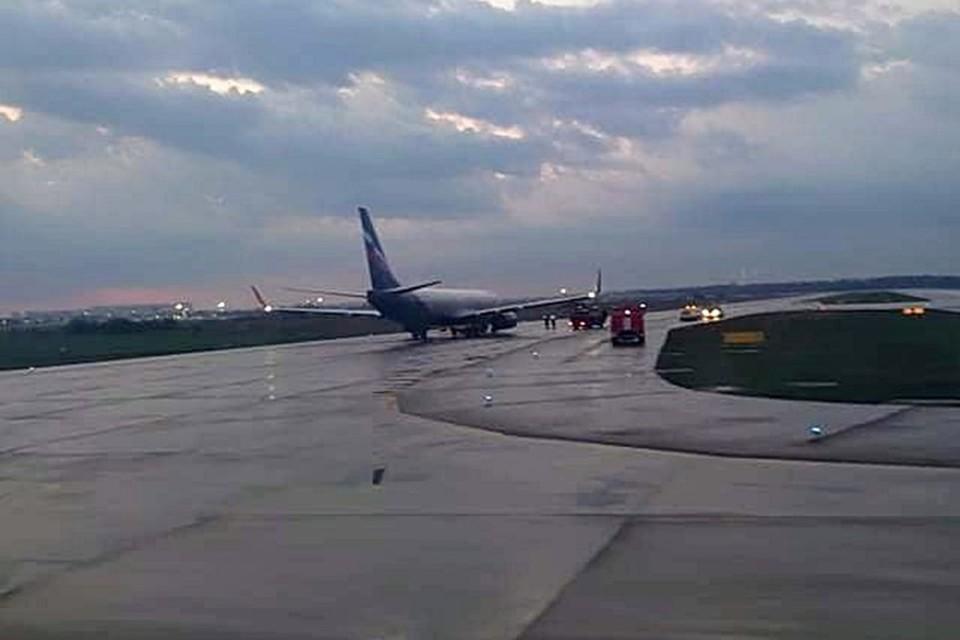 Фото пресс-службы аэропорта Краснодара