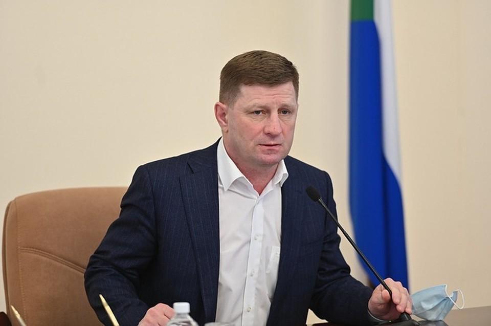 Последние новости по делу Сергея Фургала пришли из СИЗО