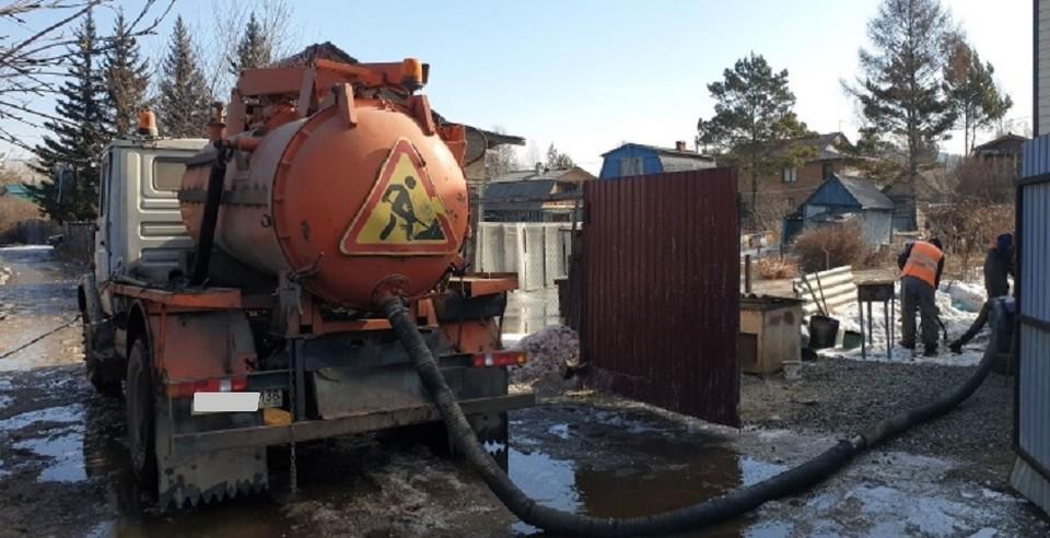 Приусадебные участки подтопило в 5 населенных пунктах Иркутской области
