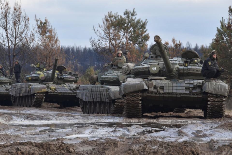 Боевики 14-й бригады ВСУ, прибыв в Донбасс по ротации, занялись грабежом. Фото: facebook.com/14ombr