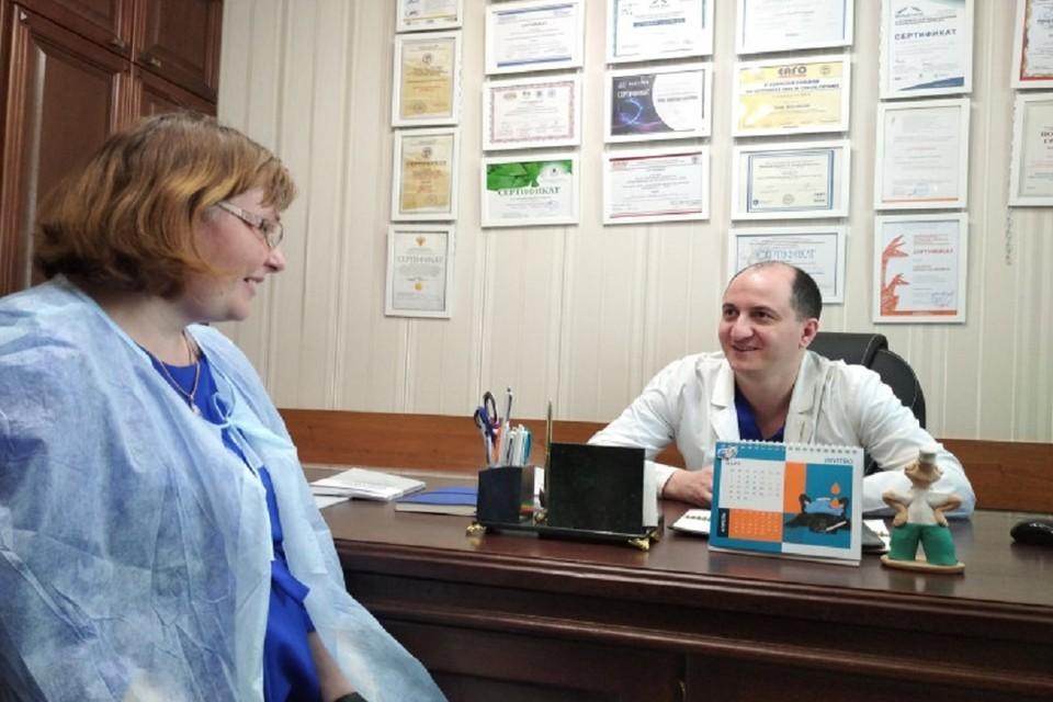 В Новосибирске врачи спасли сибирячку с раком матки. Фото: правительство НСО.
