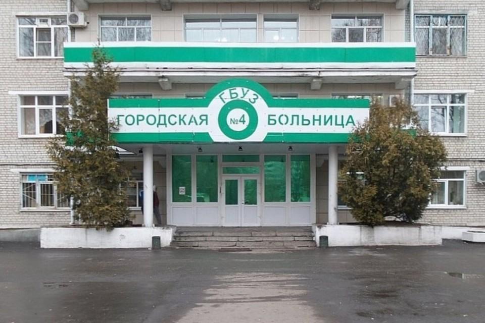 """В Брянской городской больнице №4 пациент устроил скандал из-за наличия лишь одного туалета на этаже. Фото: РИА """"Стрела""""."""