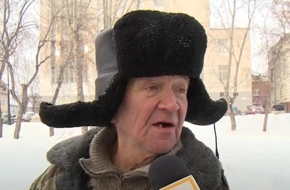 После короткого появления на ТВ Виталий Никифоров неожиданно стал знаменит на всю страну.