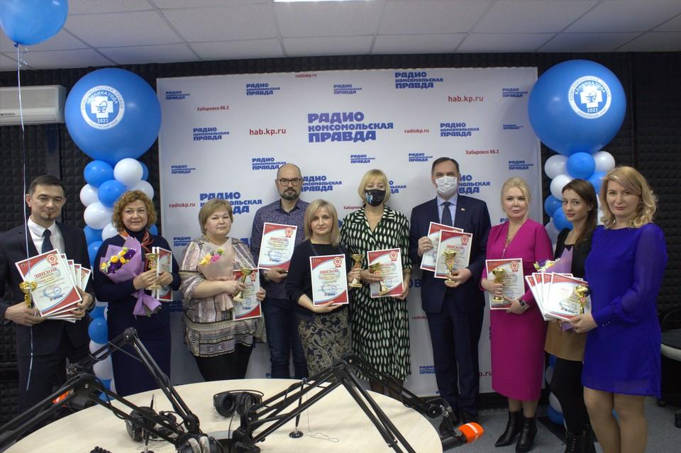 Конкурс «Клиника года - 2021» был организован полгода назад медиагруппой «КП-Хабаровск»