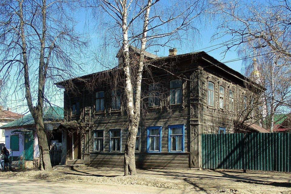 Работы, лекции и старинные фотографии: Новые подробности о судьбе дома Туполева в Кимрах