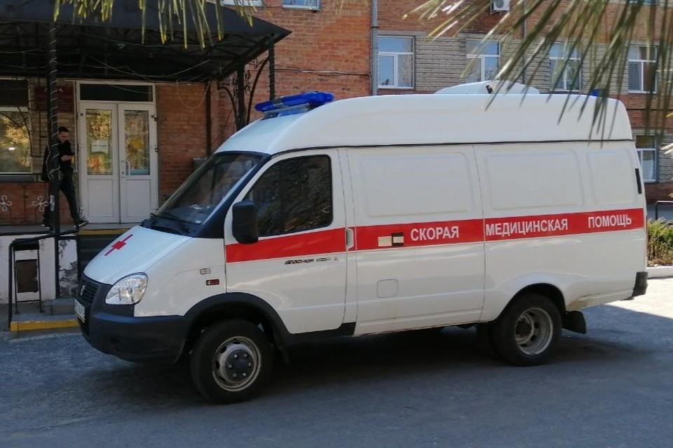 В Ростовской области донской казак спас жизнь водителю грузовика. Фото: правительство РО
