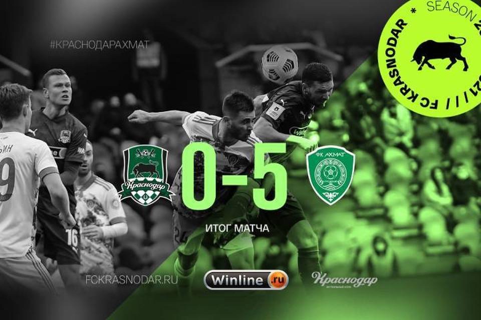 Фото ФК Краснодар