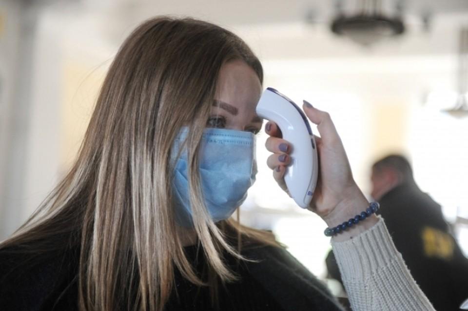 В 23 городах и районах Кузбасса люди заболели коронавирусом