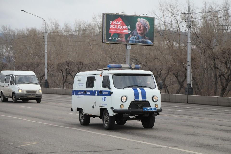 В Красноярске на заводе «Сибсталь» задержали черного металлоискателя