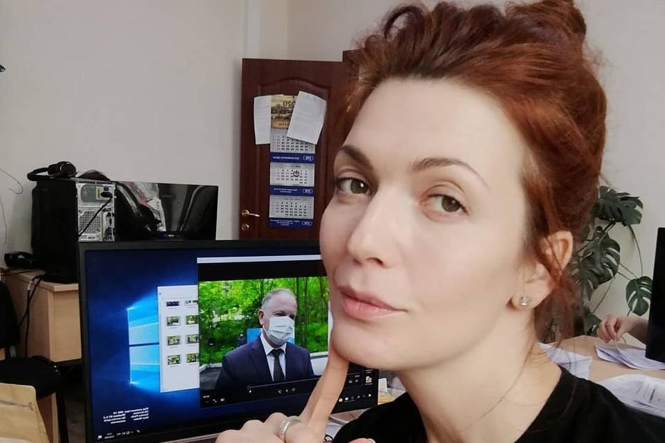 Полина Мансурова уволилась с должности пресс-секретаря мэра Владивостока. Фото: instagram.com/polina_mansyrova