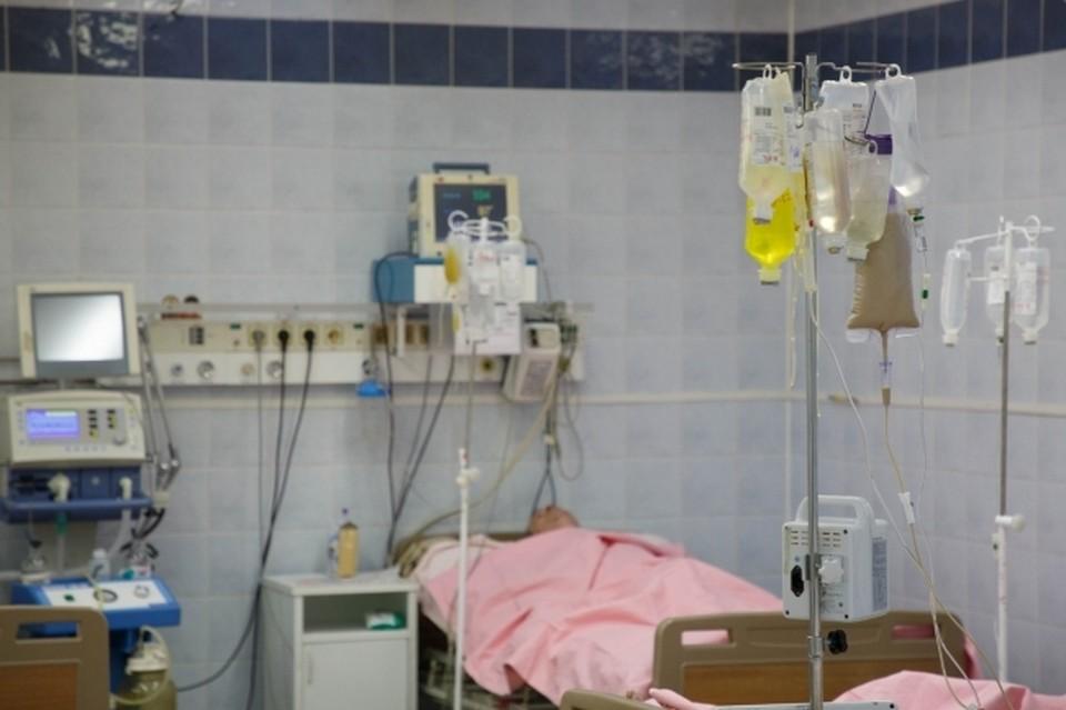 Пациент находится в состоянии средней тяжести