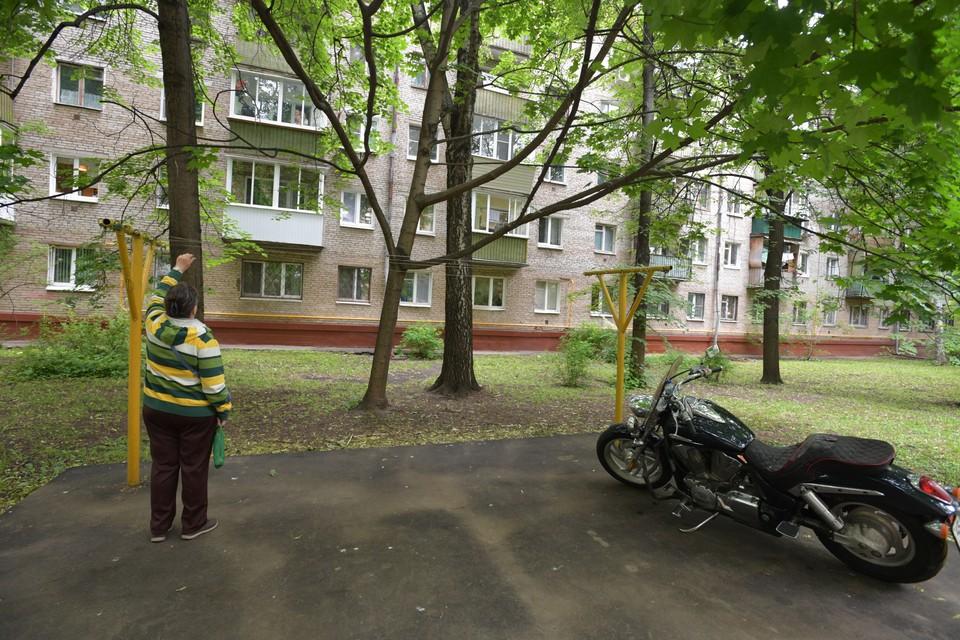 В Москве по программе реновации продолжают сносить пятиэтажки.