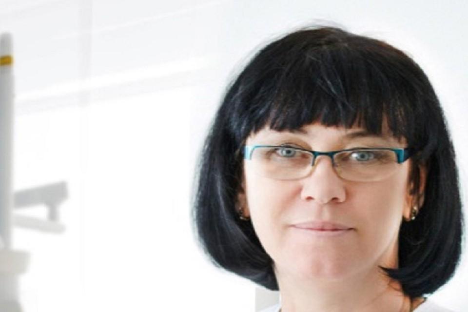После тяжелой болезни умерла декан стоматологического факультета НГМУ Ирина Брега. Фото: Ассоциация врачей Новосибирской области.