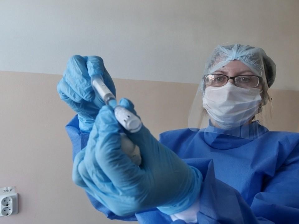 В Приморье от коронавируса прививки сделали 68362 человека