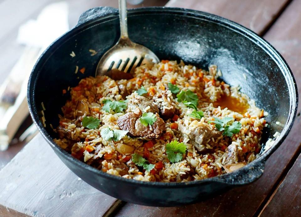 Чугунная посуда превратит любую еду в кулинарный шедевр!