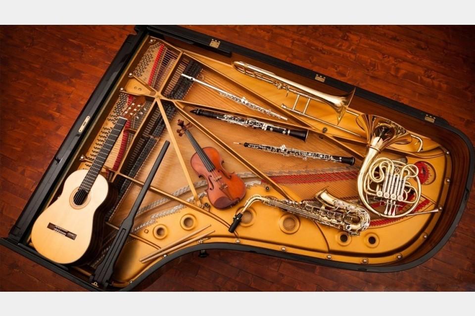 В Смоленске две школы получат музыкальные инструменты на 11 млн рублей. Фото: городская администрация.