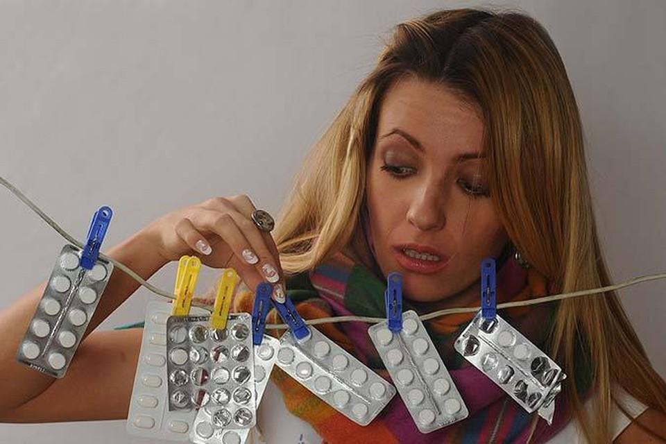 В среднем российская семья тратит на лекарства 19,5 тысяч рублей в год.